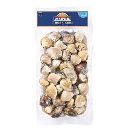hardshell-clams