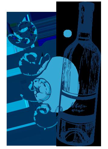 skewers-wine