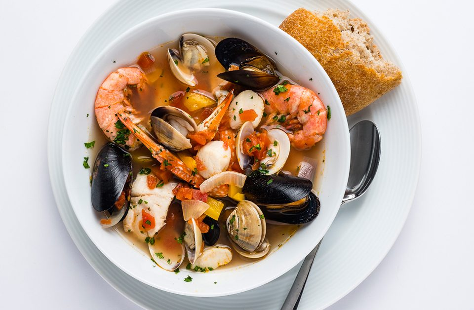 Seafood Recipes from around the World